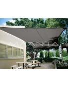 Palo Per Vele Ombreggianti Alluminio Altezza Variabile